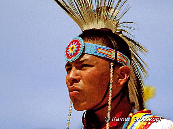 ... aus dem Reservat der Navajo Indianer in Arizona im Südwesten der USA